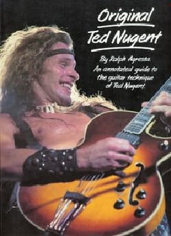 Ralph Agresta - Original Ted Nugent - Sheet Music - di-arezzo.com