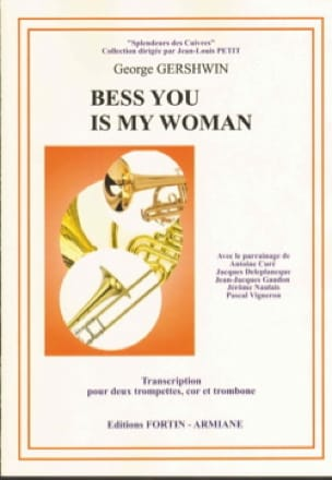 Bess you is my woman - George Gershwin - Partition - laflutedepan.com