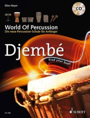 Ellen Mayer - World of percussion - Sheet Music - di-arezzo.com