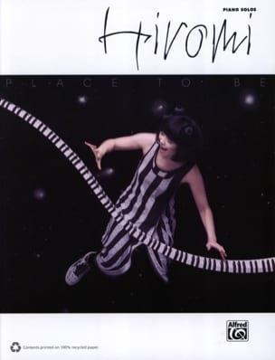 Place to be - Uehara Hiromi - Partition - Jazz - laflutedepan.com