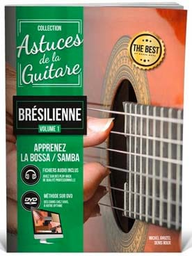 COUP DE POUCE - Tips of the Brazilian Guitar Volume 1 - Sheet Music - di-arezzo.com