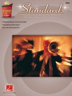 Big Band Play-Along Volume 7 - Standards Partition laflutedepan