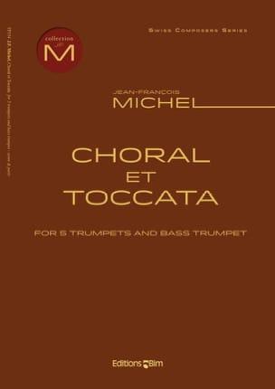 Choral et toccata - Jean-François Michel - laflutedepan.com
