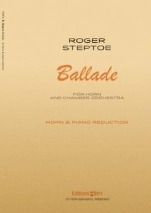Roger Steptoe - Ballad - Sheet Music - di-arezzo.com