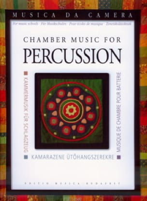Drum Chamber Music - For Music School - Partition - di-arezzo.co.uk
