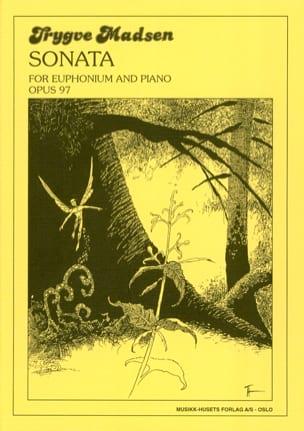Trygve Madsen - Sonata for euphonium Opus 97 - Sheet Music - di-arezzo.co.uk