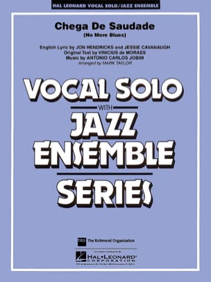 Chega de saudade - (No more blues) Antonio Carlos Jobim laflutedepan