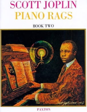 Scott Joplin - Piano Rags - Book 2 - Sheet Music - di-arezzo.co.uk