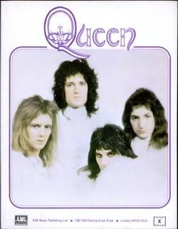 Queen - Queen - Partition - laflutedepan.com