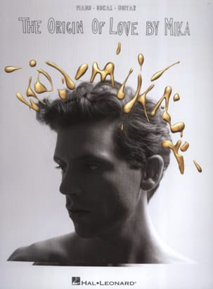 Mika - The origin of love by Mika - Partition - di-arezzo.fr