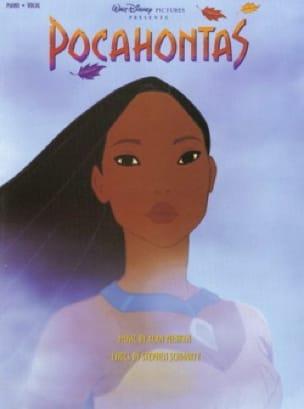 DISNEY - Pocahontas - Partition - di-arezzo.fr
