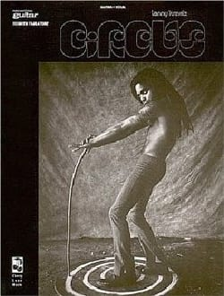 Circus Lenny Kravitz Partition Pop / Rock - laflutedepan