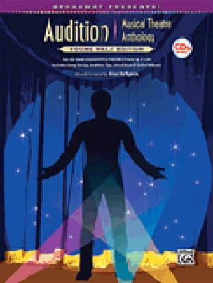 - Audition Musical Theatre Anthology - Young Male Edition - Partition - di-arezzo.fr