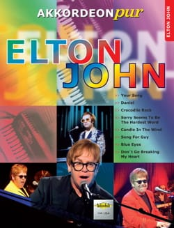 Elton John - Akkordéon Pur - Elton John - Sheet Music - di-arezzo.co.uk