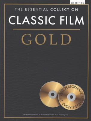 - The essential collection - Classic film gold avec 2 CDs - Partition - di-arezzo.fr