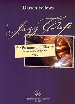 Jazz café ... relax, unwind, enjoy! volume 2 - laflutedepan.com