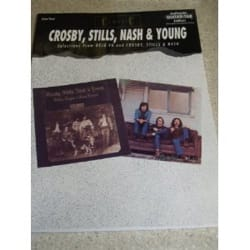 Stills, Nash & Young Crosby, - Selections from Déjà vu and Crosby, Stills - Nash - Sheet Music - di-arezzo.co.uk