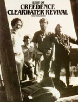 Creedence Clearwater Revival - Best Of Creedence Clearwater Revival - Sheet Music - di-arezzo.co.uk