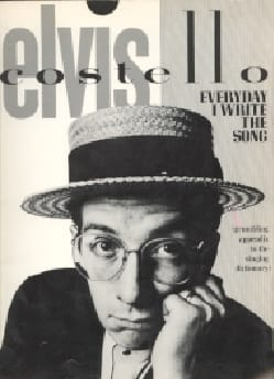 Elvis Costello - Everyday I write the song - Sheet Music - di-arezzo.co.uk