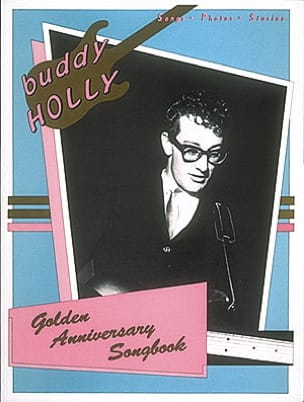 Buddy Holly - Cancionero de aniversario de oro - Partitura - di-arezzo.es