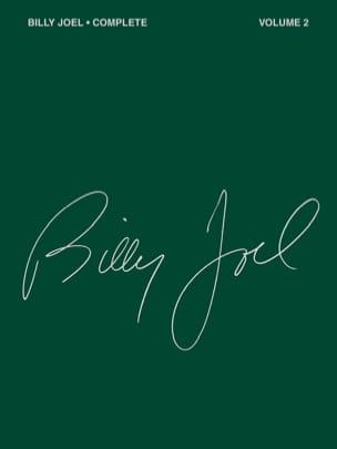 Billy Joel - Complete volume 2 Billy Joel Partition laflutedepan
