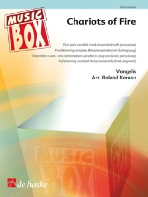 Chariots of fire - music box - Vangelis - Partition - laflutedepan.com