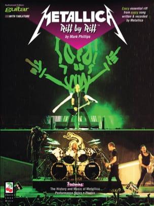 Metallica - Riff por riff - Partitura - di-arezzo.es