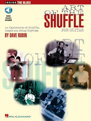 Art of the shuffle for guitar Dave Rubin Partition laflutedepan