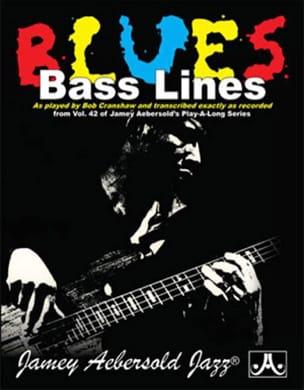Bass Lines Blues - Aebersold Volume 42 - laflutedepan.com