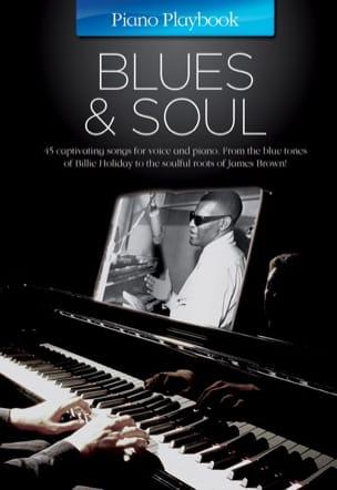 Piano playbook - Blues & soul - Partition - laflutedepan.com