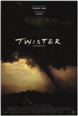- Twister - Music from the soundtrack picture - Sheet Music - di-arezzo.co.uk