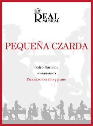 Pedro Iturralde - Pequena czarda - Sheet Music - di-arezzo.com