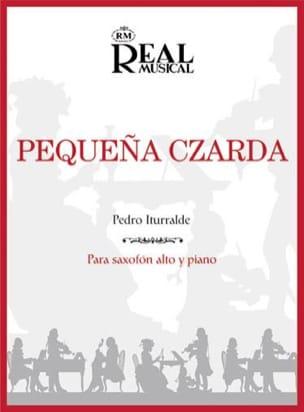 Pedro Iturralde - Pequena czarda - Partitura - di-arezzo.it