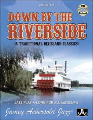 Volume 133 - Down by the riverside METHODE AEBERSOLD laflutedepan
