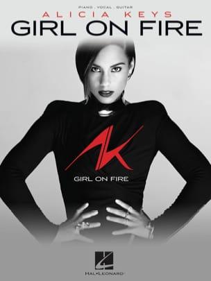 Girl on fire - Alicia Keys - Partition - Pop / Rock - laflutedepan.com