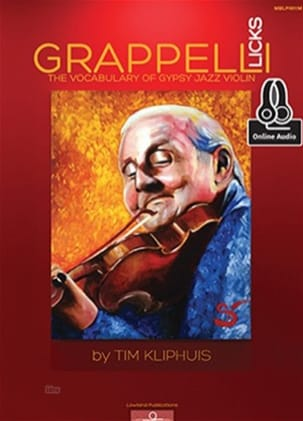 Tim Kliphuis - Grappelli licks - El vocabulario del violín gitano Jazz - Partitura - di-arezzo.es