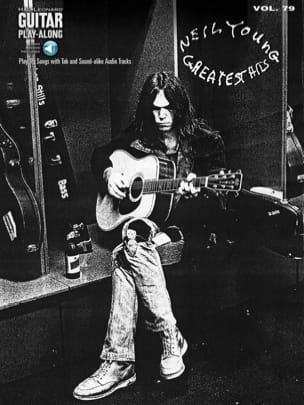 Guitar play-along volume 79 - Neil Young Greatest Hits laflutedepan