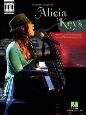 Alicia Keys - Note For Note Keyboard Transcriptions - Partition - di-arezzo.fr