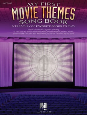 - My first movie themes songbook - Noten - di-arezzo.de