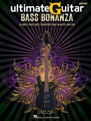 - Ultimate Guitar - Bass Bonanza - Partition - di-arezzo.fr