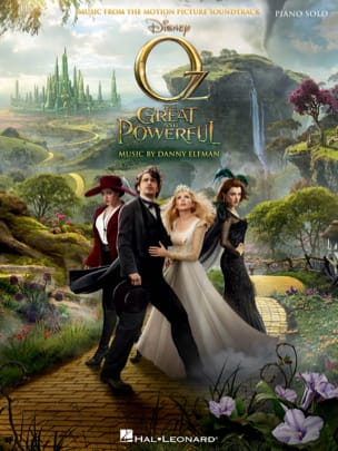 Danny Elfman - Oz The Great And Powerful - Partition - di-arezzo.com