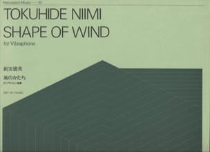 Shape of wind - Tokuhide Niimi - Partition - laflutedepan.com