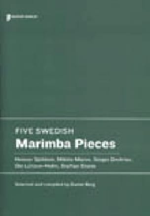 - Five Swedish marimba pieces - Partition - di-arezzo.fr