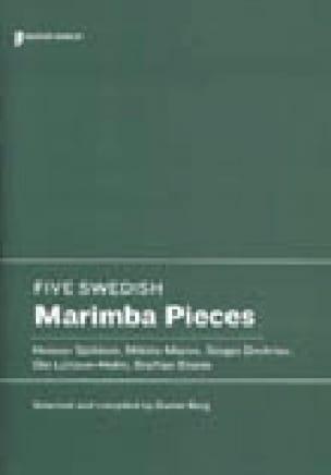 - Five Swedish marimba pieces - Sheet Music - di-arezzo.com