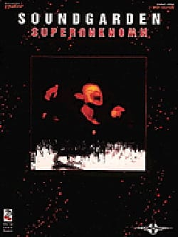Soundgarden - Superunknown - Sheet Music - di-arezzo.co.uk