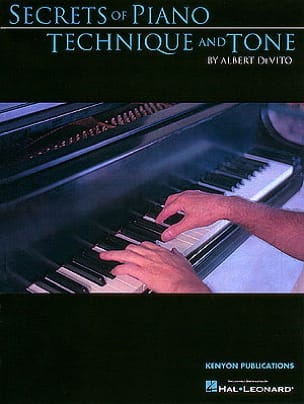 Albert DeVito - Secrets of piano - Technique and tone - Sheet Music - di-arezzo.com