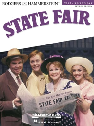 Rodgers & Hammerstein - State fair - Vocal selections - Partition - di-arezzo.fr