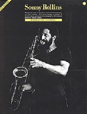 Jazz masters - Sonny Rollins - Partition - laflutedepan.com