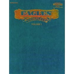 Eagles - Eagles complete volume 1 - Sheet Music - di-arezzo.co.uk