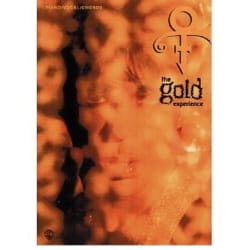 Prince - The gold experience - Sheet Music - di-arezzo.co.uk